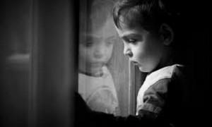 liudnas vaikas